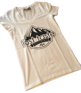 lost_taste - Austrian Alps T-Shirt Damen