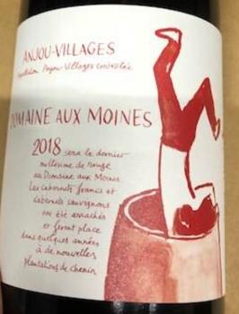 2018 Anjou rouge