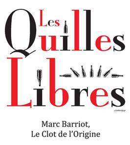 2016er Les Quilles libre rouge