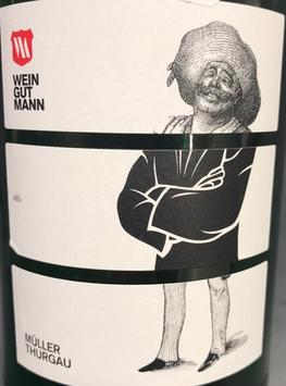 1 Liter Müller-Thurgau
