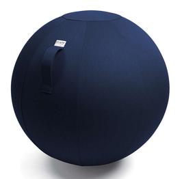 VLUV Sitzball Leiv - Royal blau 65 cm NEU