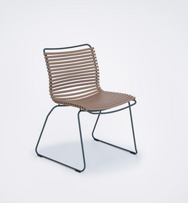 HOUE Stuhl Click ohne Armlehne - sand NEU