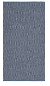 HORREDS Teppich 150 x 200 Estelle - blau