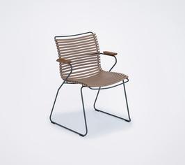 HOUE Stuhl Click mit Armlehne - rose neu