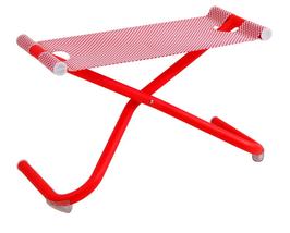 EMU Hocker Snooze - Rot + Rot-Weiß