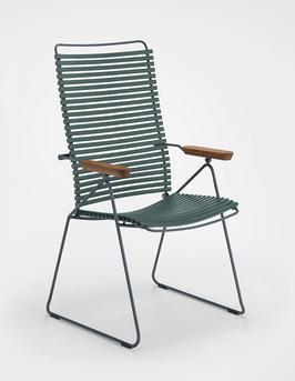 HOUE Click Position Chair - dunkelgrün