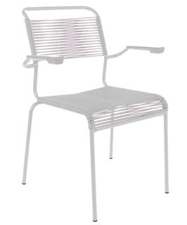SCHAFFNER Sessel Säntis - weiß