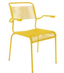 SCHAFFNER Sessel Säntis - Gelb