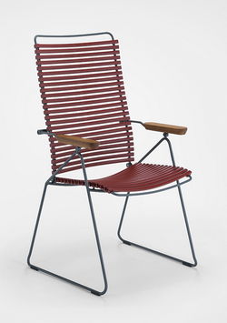 HOUE Click Position Chair - paprika