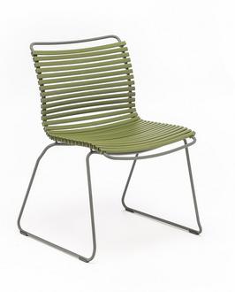 HOUE Stuhl Click ohne Armlehne - Oliv