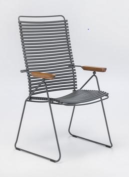 HOUE Click Position Chair - dunkelgrau