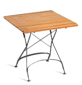 WEISHÄUPL Classic Tisch 80 x 80 cm  - Teakholz