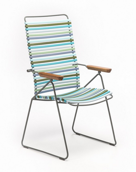 HOUE Click Position Chair - Multiblau