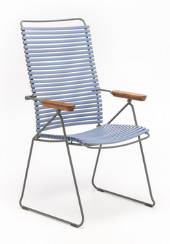 HOUE Click Position Chair - Taubenblau