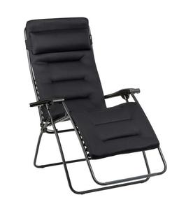 Lafuma RSX Relaxsessel, Nachfolger von Futura - Aircomfort schwarz