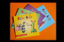 Neu: Alle 4 Käfer & Co - Hörspiel-CDs zum Sonderpreis