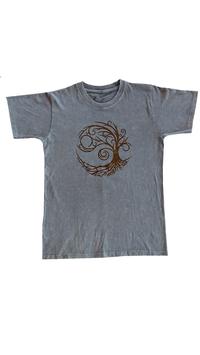 T-shirt homme arbre