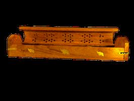 Porte encens boite