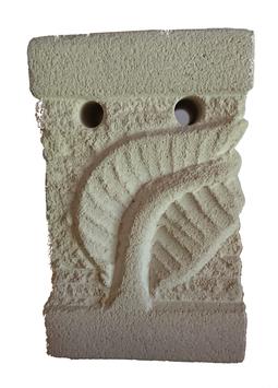 Diffuseur d'arôme en pierre beige