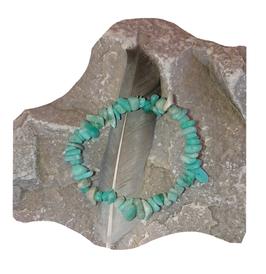 Bracelet Amazonite éclat