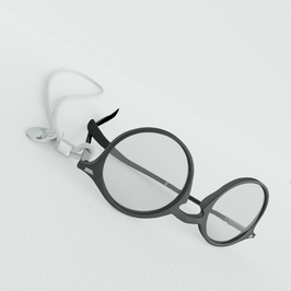 HOLDIE Lunettes White Shining