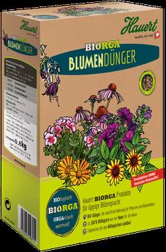 Hauert Biorga Blumendünger