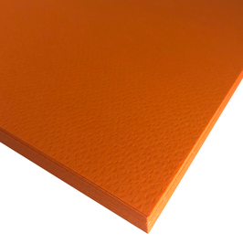 DIN A4 Cardstock Original Orange (5 Bögen)