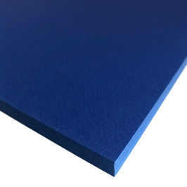 DIN A4 Cardstock Original Königsblau (5 Bögen)