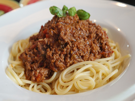 Spaghetti Bolognese 450g