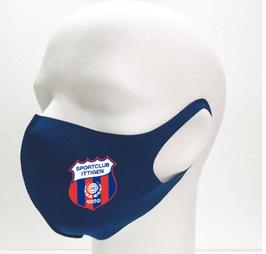 Maske mit SCI Logo