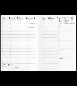 Geschäftbus 10x15cm Kalender-Einlage - Quo Vadis Kalender 2021