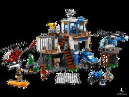 Lego City Hauptquartier der Bergpolizei (60174)