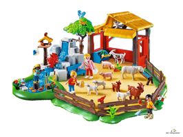 Playmobil City Life Streichelzoo (4851)