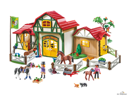 Playmobil Country Grosser Reiterhof (6926)