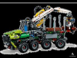 Lego Technic Harvester-Forstmaschine (42080)