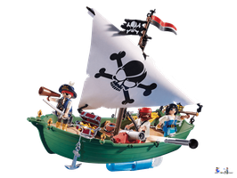 Playmobil Pirates Piratenschiff (70151)