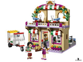 Lego Friends Heartlake Pizzeria (41311)