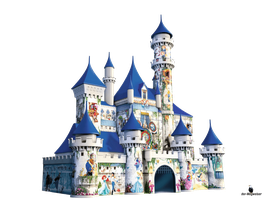 3D Puzzle Disney Schloss (125876)