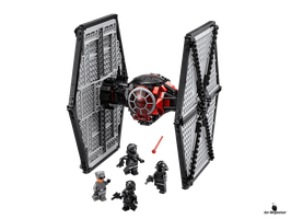 Lego Star Wars TIE Fighter (75101)