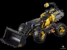Lego Technic VOLVO Radlader ZEUX (42081)