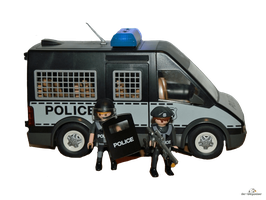 Playmobil City Action Polizeiwagen (6043)