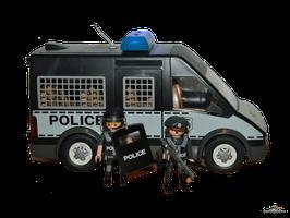 Playmobil City Action Mannschaftswagen (6043)