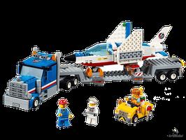 Lego City Weltraumjet mit Transporter (60079)