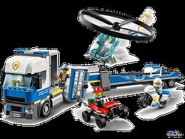 Lego City Raubüberfall mit dem Monster-Truck (60245)