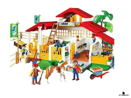 Playmobil Country Moderner Reiterhof (4190)
