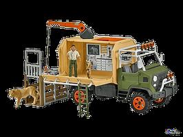 Schleich Grosser Truck Tierrettung (42475)