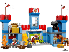 Lego Duplo Grosse Schlossburg (10577)