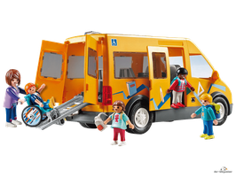 Playmobil City Life Schulbus (9419)