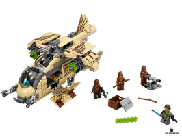 Lego Star Wars, Wookiee Gunship (75084)