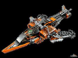 Lego Ninjago Luft-Hai (70601)